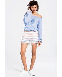 Lemlem - Multicolor Hayat Shorts - Lyst
