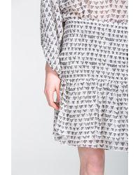 Lemlem - White Lula Skirt - Lyst