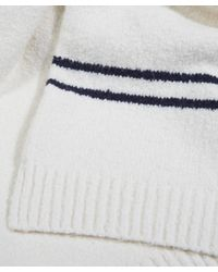 Norse Projects - White Winter Cotton Scarf for Men - Lyst