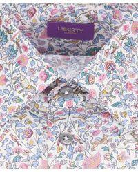 Liberty - Pink Imran Mens Shirt for Men - Lyst