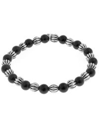 Philippe Audibert - Metallic Bead Bracelet - Lyst