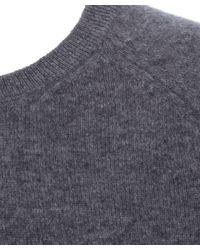 Equipment - Gray Grey Sloane Cashmere Jumper - Lyst