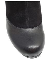 Chie Mihara - Black Just Go Boots - Lyst