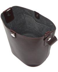 Sophie Hulme - Multicolor Large The Swing Saddle Leather Shoulder Bag - Lyst