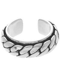 Philippe Audibert - Metallic Chain Ring - Lyst