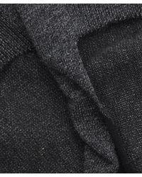 Pantherella | Gray Core Sienna Stripe Egyptian Cotton Socks for Men | Lyst