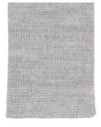 Thom Browne - Gray 4-bar Stripe Knit Blunt Hem Tie for Men - Lyst