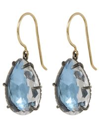 Larkspur & Hawk | Tessa Climbing Earrings in Blue | Lyst