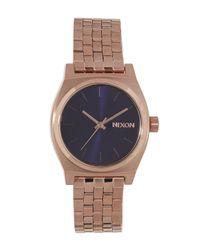Nixon - Multicolor Medium Time Teller Watch - Lyst