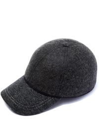 365b2553f09 Men s Gray British Ball Wool Tweed Cap. See more Christys  Hats.