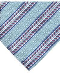 Missoni - Blue Diagonal Block Stripe Tie for Men - Lyst