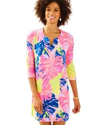 Lilly Pulitzer - Multicolor Upf 50+ Joyce Dress - Lyst
