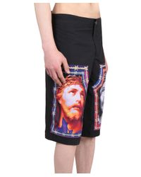 Givenchy - Red Swim Short for Men - Lyst