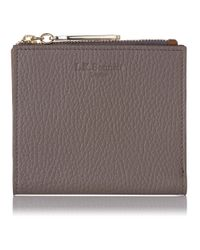 L.K.Bennett - Brown Kira Camel Leather Purse for Men - Lyst