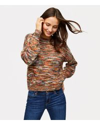 LOFT - Multicolor Dreamer Sweater - Lyst