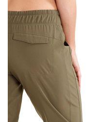 Lolë - Green Olivie Pants - Lyst