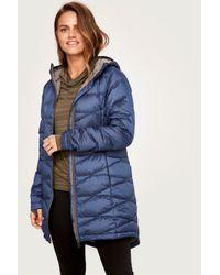 Lolë - Blue Claudia Packable Jacket - Lyst