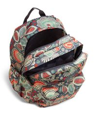 Vera Bradley Multicolor Lighten Up Grande Backpack