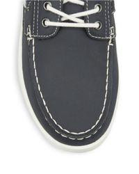 Kenneth Cole - Blue Power Boat Shoes for Men - Lyst