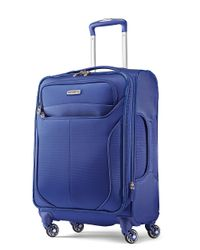 Samsonite | Blue 21 Upright Spinner Carry-on | Lyst