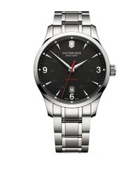 Victorinox | Metallic Mens Alliance Mechanical Stainless Steel Watch for Men | Lyst