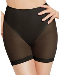 Wacoal | Black Ultimate Smoother Long Leg Shaper | Lyst