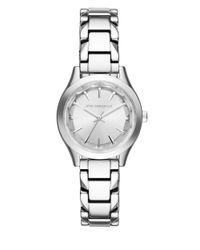 Karl Lagerfeld | Metallic Belleville Stainless Steel Bracelet Watch, Kl1613 | Lyst