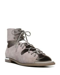 Fergie   Multicolor Cassie Leather Sandal   Lyst