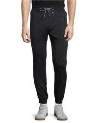 Hurley | Black Dri-fit Jogger Pants for Men | Lyst