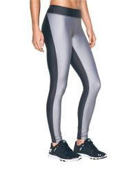 Under Armour | Blue Skin-fit Pull-on Pants | Lyst