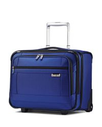 Samsonite | Blue Soltye Wheeled Boarding Bag | Lyst