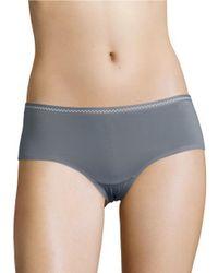 DKNY | Gray Skyline Hipster Panties | Lyst