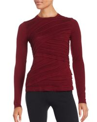 Bailey 44   Textured Sweater   Lyst