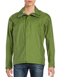 Marmot   Green Precip Jacket for Men   Lyst