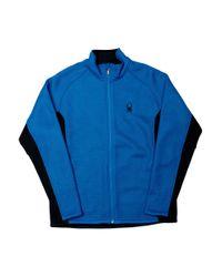 Spyder | Blue Foremost Stryke Jacket for Men | Lyst