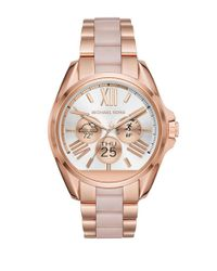 Michael Kors | Multicolor Access Bradshaw Rose Goldtone Stainless Steel Touchscreen Smartwatch for Men | Lyst