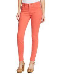 Jessica Simpson - Multicolor Kiss Me Super-skinny Pants - Lyst