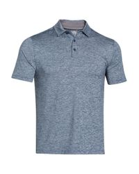 Under Armour | Blue Playoff Polo Shirt for Men | Lyst
