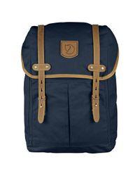 Fjallraven | Blue Number-21 Rucksack for Men | Lyst