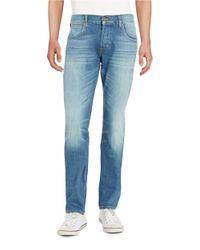 Hudson Jeans | Blue Blake Slim Straight-leg Jeans for Men | Lyst