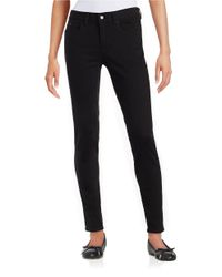 Two By Vince Camuto | Black Five-pocket Skinny Jeans | Lyst
