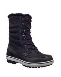Helly Hansen | Black Garibaldi Winter Boots for Men | Lyst