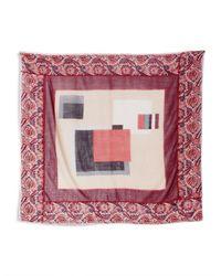 Weekend by Maxmara | Multicolor Nervoso Wool Scarf | Lyst