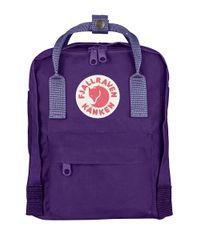 Fjallraven | Purple Mini Backpack | Lyst