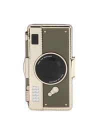 Kate Spade | Multicolor Camera Folio Leather Iphone 7 Case | Lyst