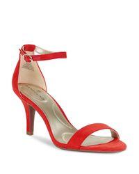 Bandolino | Red Madia Pumps | Lyst