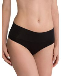 Spanx - Black Everyday Shaping Panties - Lyst