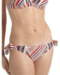 Lucky Brand - Multicolor Hipster Swim Bottom - Lyst