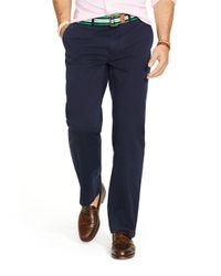 Polo Ralph Lauren - Blue Relaxed Fit Suffield Pants for Men - Lyst