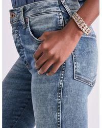 Lucky Brand - Blue Navy Link Bracelet - Lyst